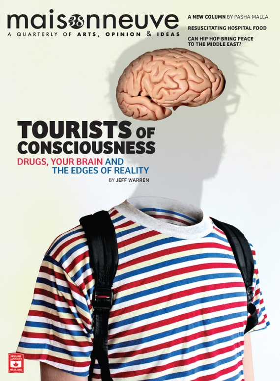 TOURISTS OF CONSCIOUSNESS