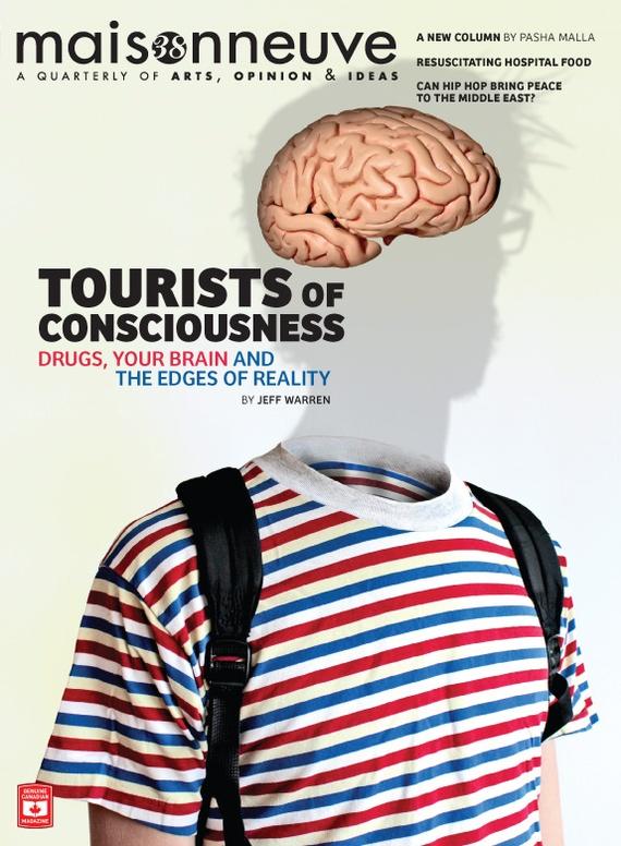 TOURISTS OF CONSCIOUSNESS