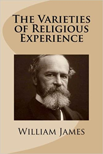 Book cover of The Varieties of Religious Experience by William James
