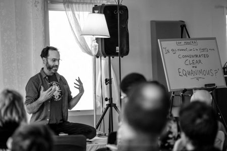 Jeff Warren is available for speaking engagements